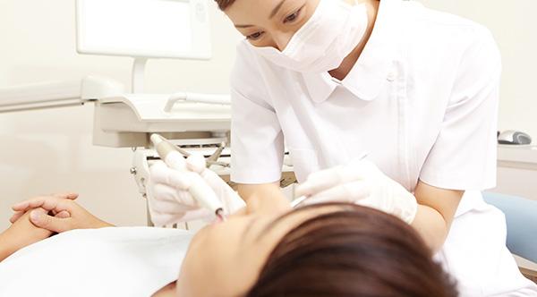 予防歯科を強化